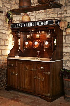 Arredamenti stile country mobili complementi d 39 arredo for Country house arredamento