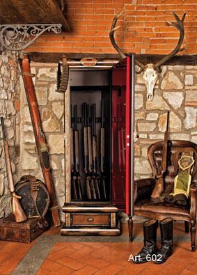 Arredamenti stile country mobili cucine e complementi d for Fucili arredamenti